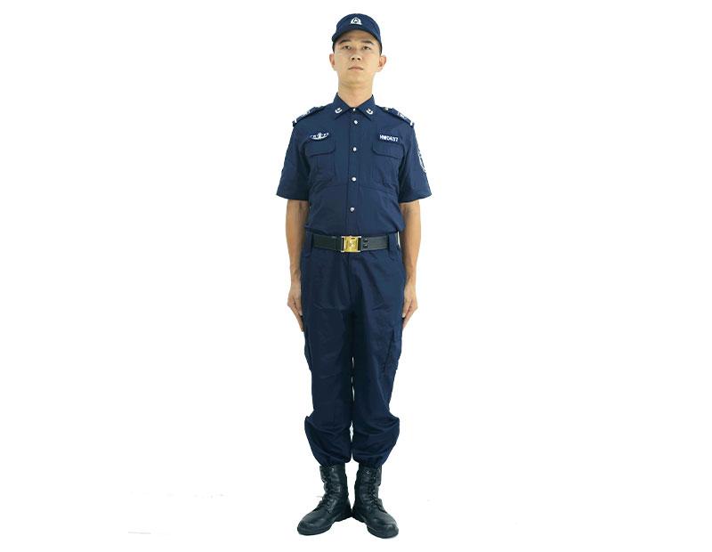 保安護衛夏裝